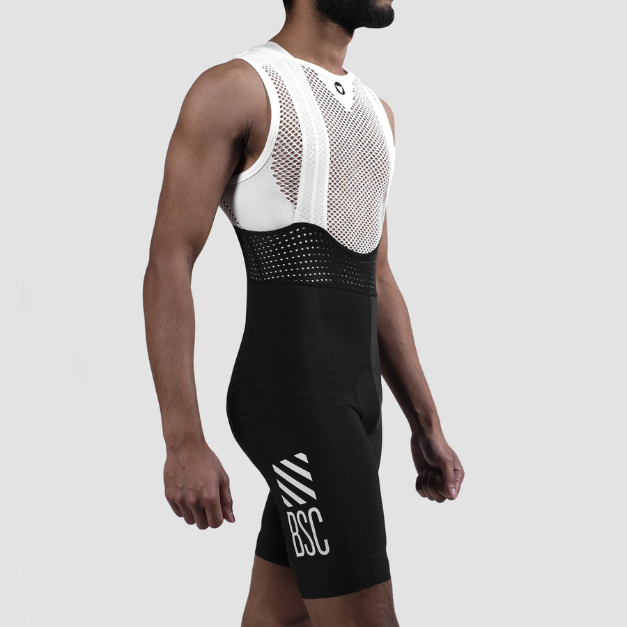 Men's RACING Worlds Black Bib