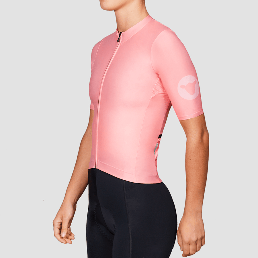 Women's TC19 Block Jersey - Salmon