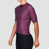 Women's TC19 Dot Jersey - Plum
