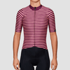 Women's TC19 Stripe Jersey - Plum