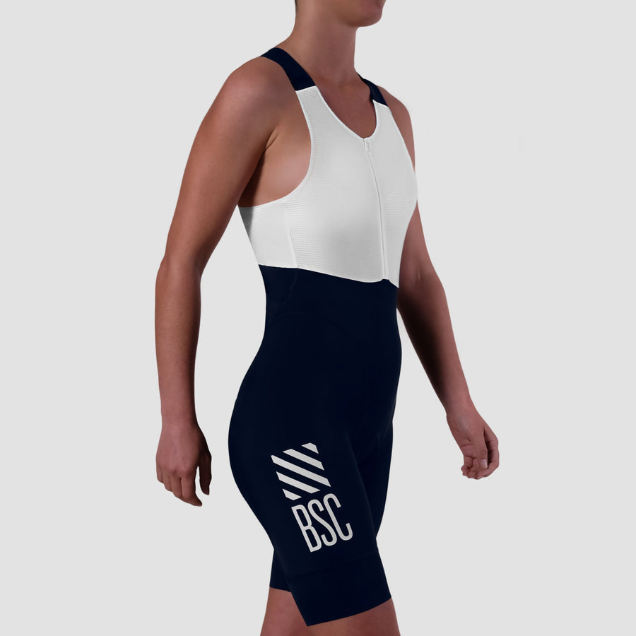 Women's WMN Worlds Navy Bib