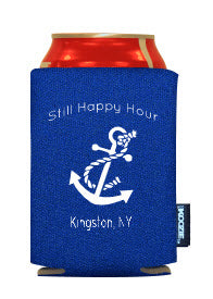 Personalized Boat Can Coolers