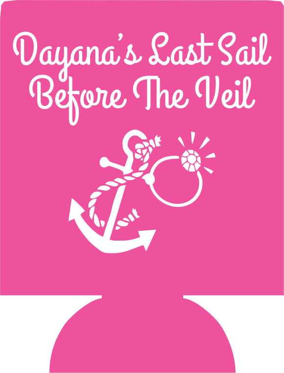 Last Sail Bachelorette Party ideas