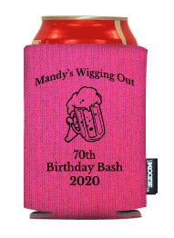 70th Birthday party favor ideas