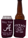 Alabama Koozies 50th Birthday Vintage can coolers