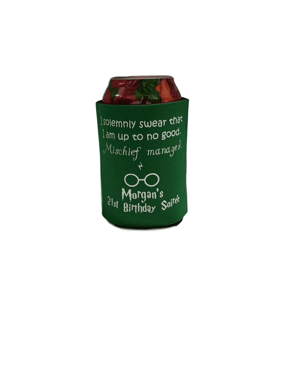 21st Birthday Harry Potter can cozy