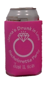 Drunk in Love Bachelorette koozie quick shipping