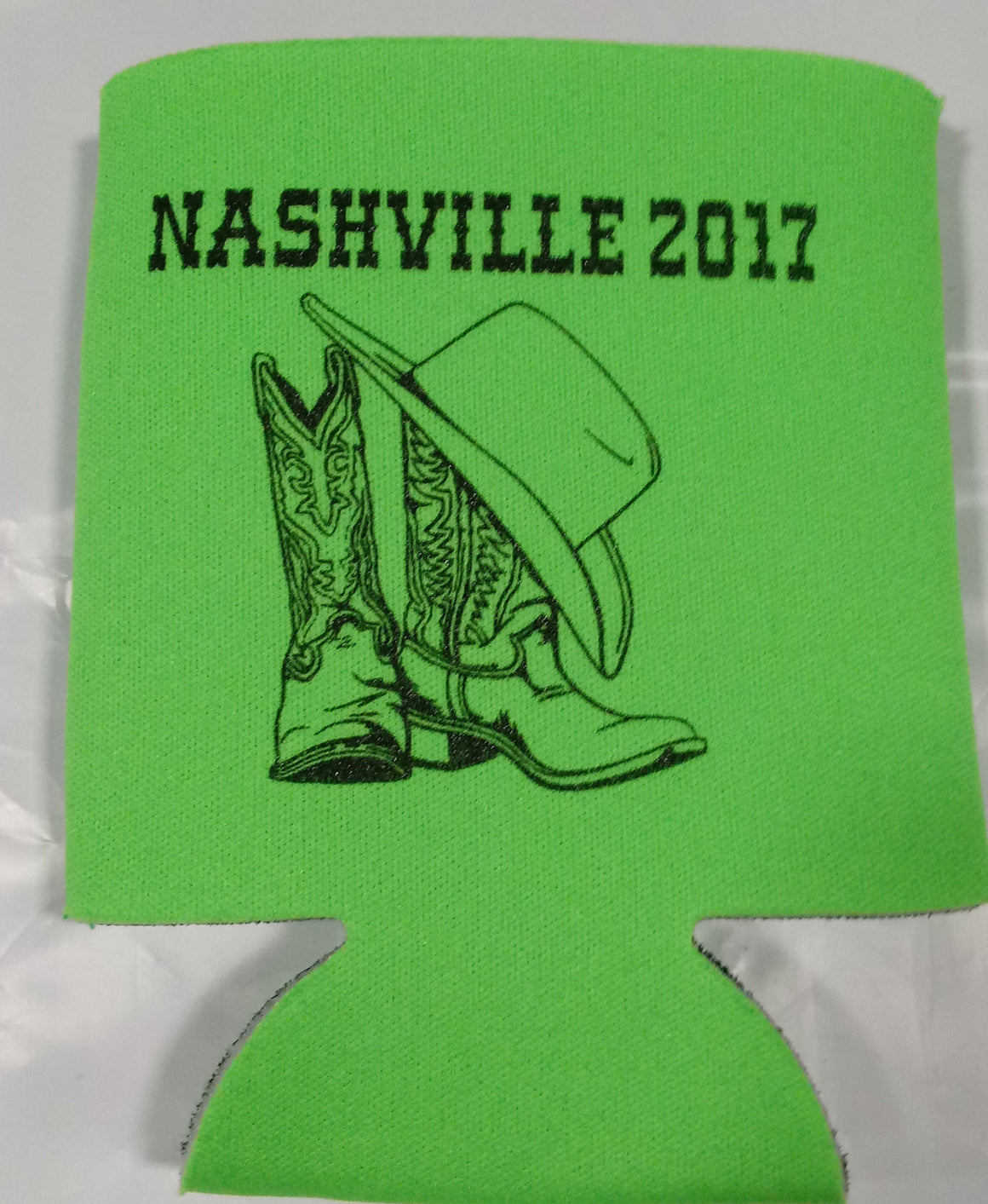 Nashville Country koozies 2017 can coolers custom favors