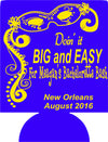 New Orleans Bachelorette Koozies Big and Easy