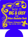 New Orleans Bachelor koozies