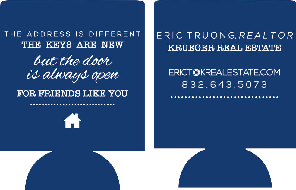 Reserved listing for Eric custom can coolers