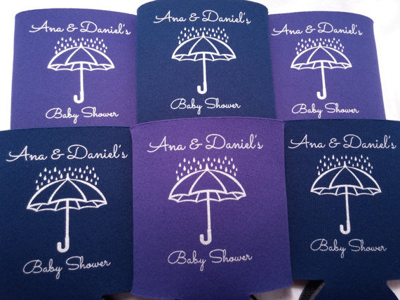 baby shower party favors umbrella