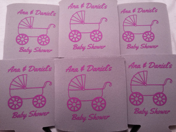 baby shower stroller party favors