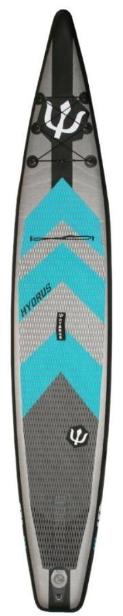 "Clearance Sabre inflatable Prone and Youth Race Paddleboard 12'x25"" Hydrus Board Tech"