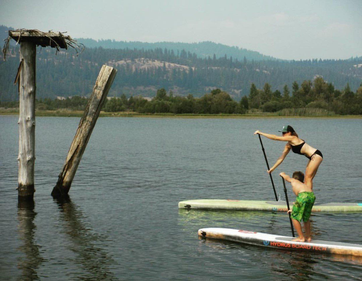 "Elysium Expedition and Swift Water Paddleboard 12'6""x27 / 12'6""x29"" / 14'x25"" / 14'x27"" SUP Hydrus"