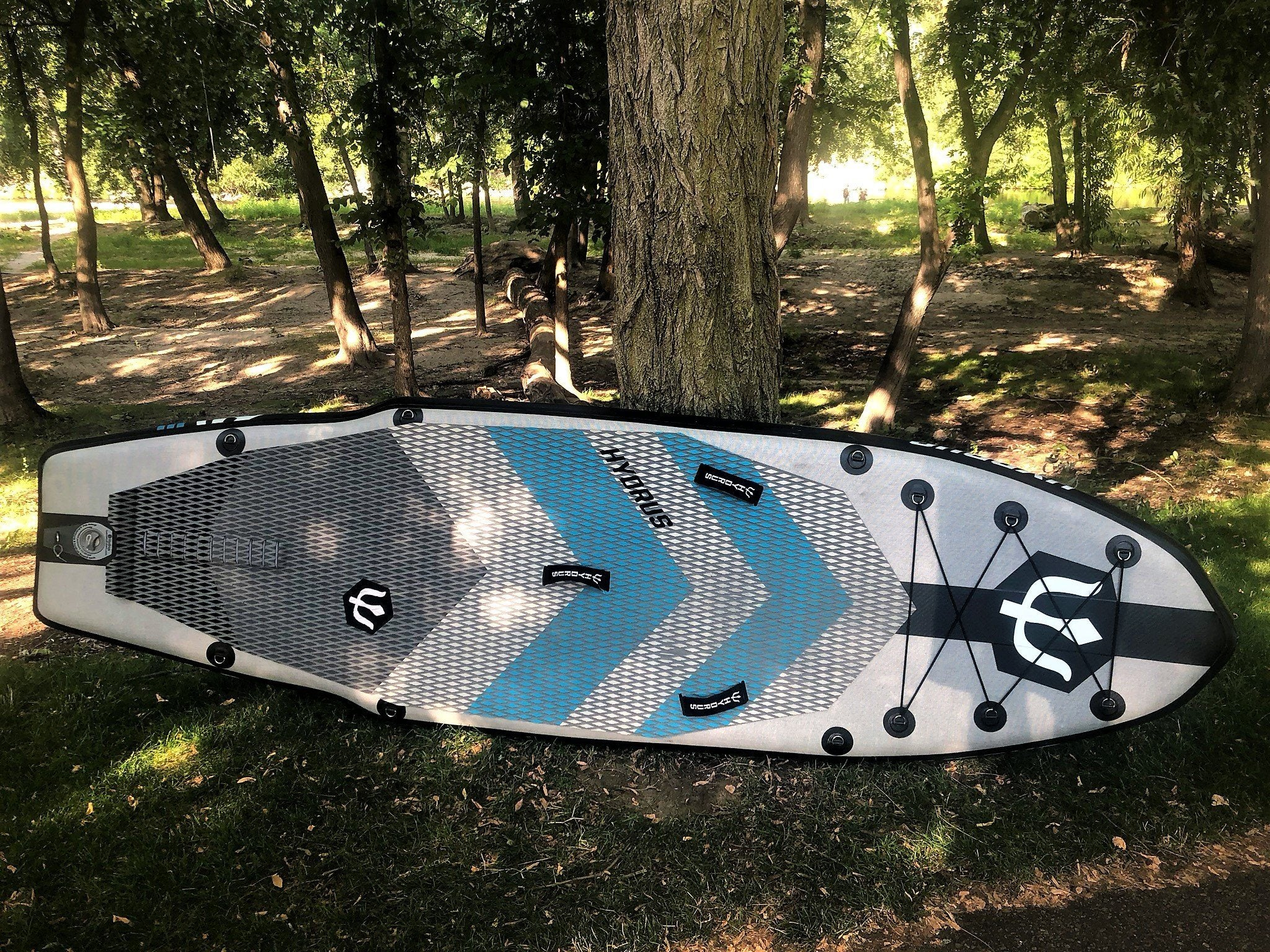 "Inflatable King iDUB 10'x35"" Hydrus Board Tech"