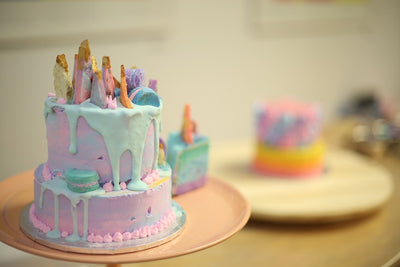 The Non-Edible Cake Decorating Workshop