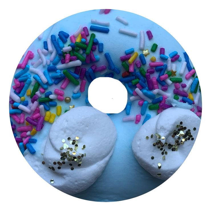 bathe in the rainbow donut BUBBLE BATH 80g