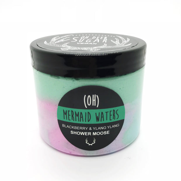 Mermaid Waters SHOWER MOOSE BODY WASH 100ml