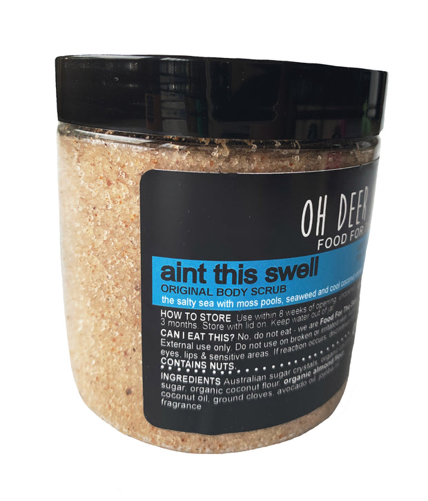 ain't this swell BODY SCRUB 250ml