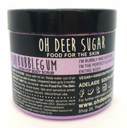 bubblegum SODA POP BODY SCRUB 100ml