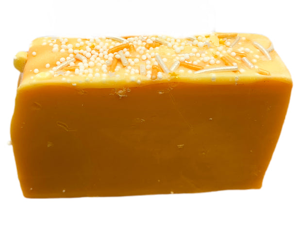 gingerbread slice SOAP 140g