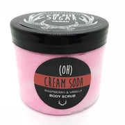 Cream Soda Pop Body Scrub