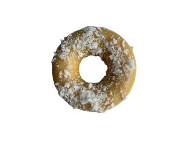 coconut crunch cookie donut SOY WAX MELT 34g
