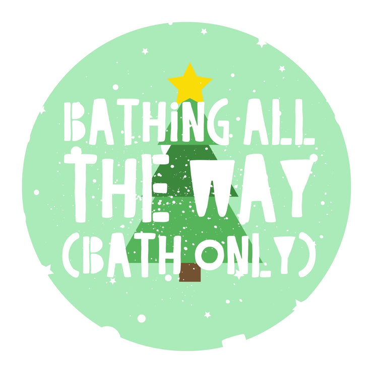 PREORDER CLOSED Bathing All The Way... CHRISTMAS IN JULY SPECIAL RELEASE BOX (BATH ONLY PRODUCTS)