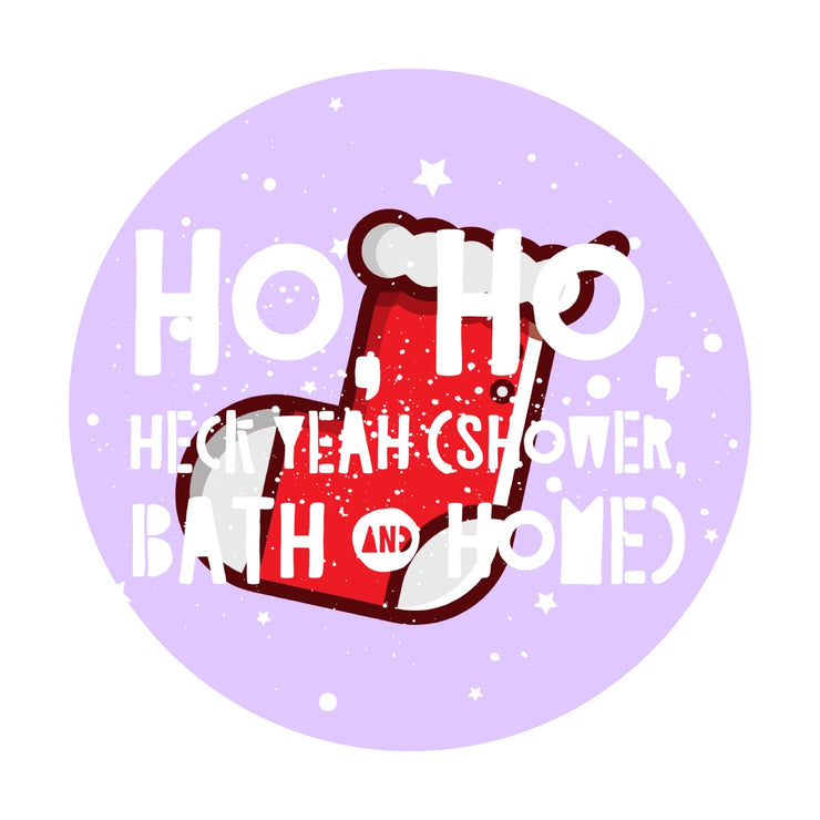 PREORDER CLOSED Ho, Ho, Heck Yeah...CHRISTMAS IN JULY SPECIAL RELEASE BOX (BATH/SHOWER/HOME PRODUCTS)