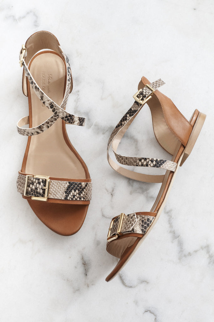 Riad sandals - houseofspring.co.uk