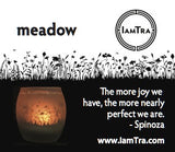 IamTra Candle: Meadow
