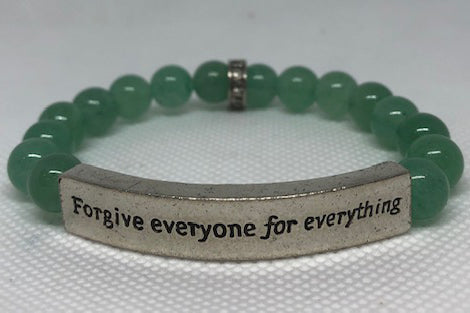 IamTra Quote Stack, Forgive Everyone for Everything, Fyodor Dostoyevsky, Aventurine