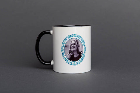 Gloria Steinem Power Mug