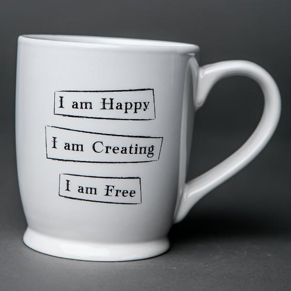 IamTra Cup: Happy, Creating, Free