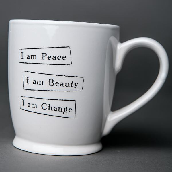 IamTra Cup: Peace, Beauty, Change