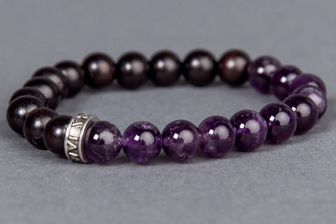 IamTra Stone Stack, Amethyst: peace & stability