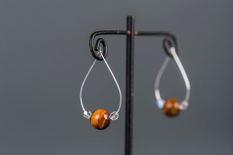 IamTra Hoops, Tigers Eye