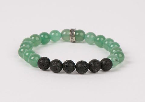 IamTra Lava Stack, Aventurine: success, prosperity, clarity