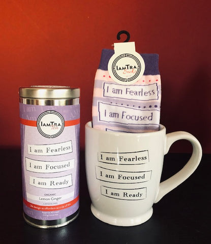 I Am Fearless Mantra Gift Set