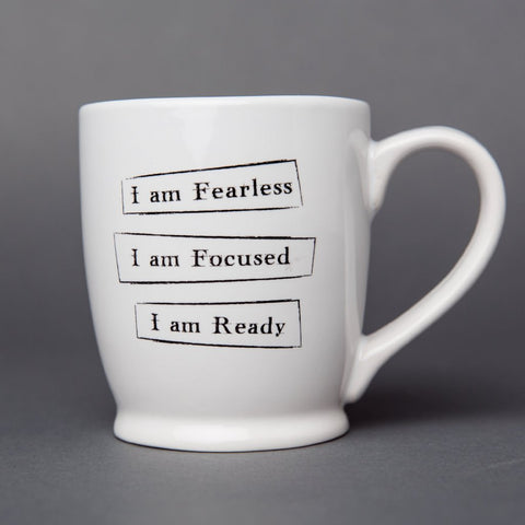 IamTra Cup: Fearless, Focused, Ready