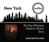 IamTra Candle: New York City