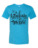 BEACHING NOT TEACHING Graphic Triblend T-shirt River Imprints