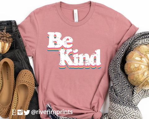 BE KIND Blend Tee Shirt