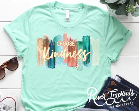 CHOOSE KINDNESS Blend Tee Shirt