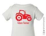 FUTURE FARMER Cotton Onesie or Tee