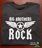 BIG BROTHERS ROCK Youth Cotton Tee