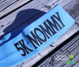 5K MOMMY, glitter sparkly Ladies' Headband