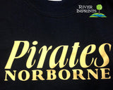 PIRATES NORBORNE Shiny Cotton Tee