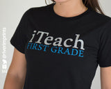 iTEACH Glittery Cotton Tee